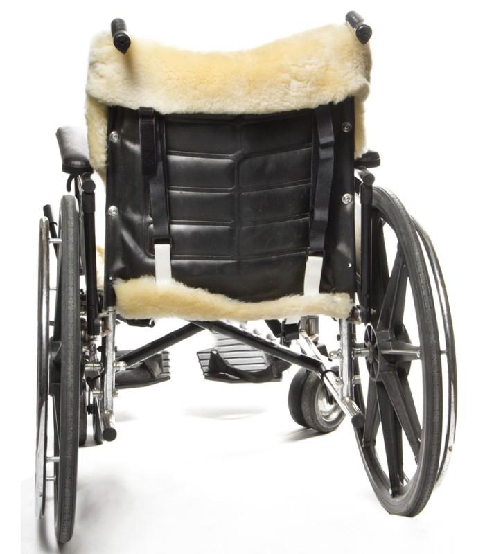 Medical Sheepskin Wheelchair Pad (Full)