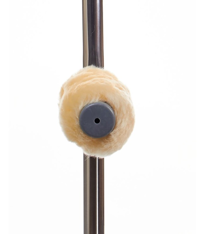 Sheepskin Hand Grip Crutch Covers