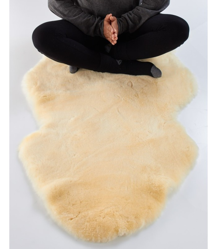 Sheepskin Exercise / Yoga Mat