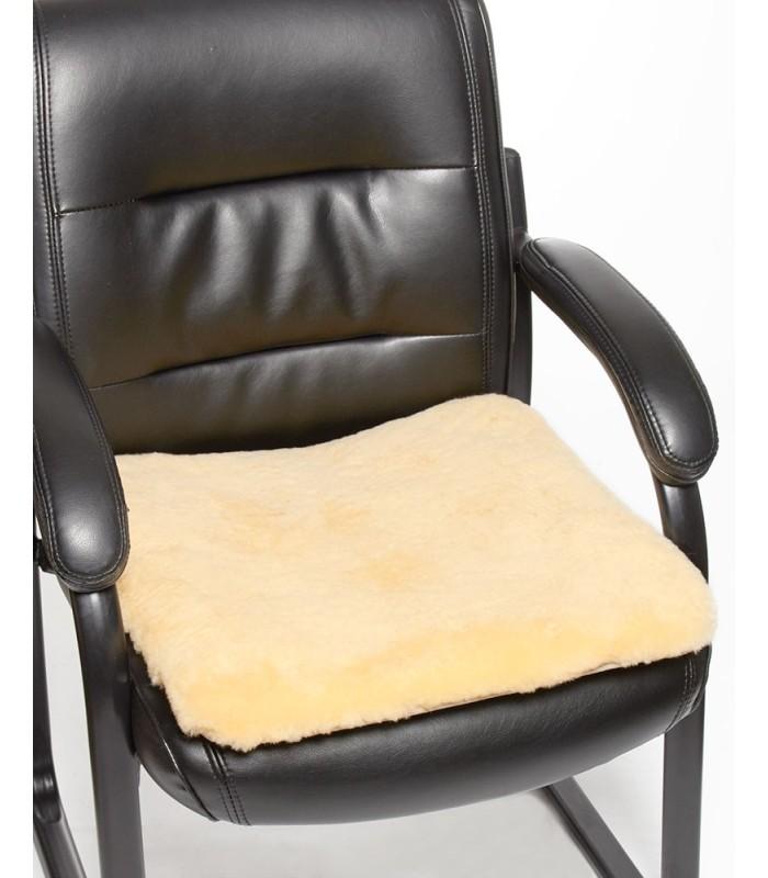 Medical Sheepskin Chair Pad / Cushion - Grade A