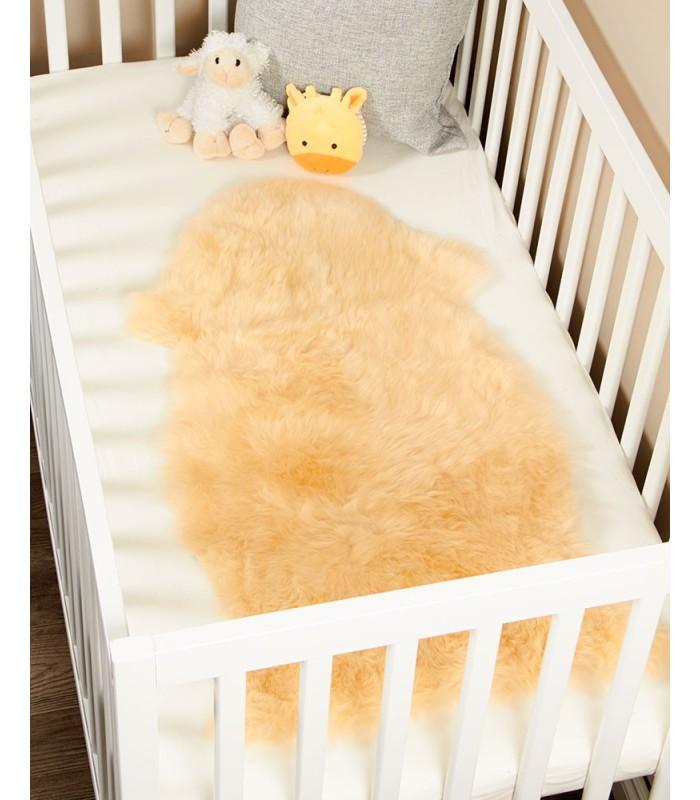 Baby Sheepskin - Long wool