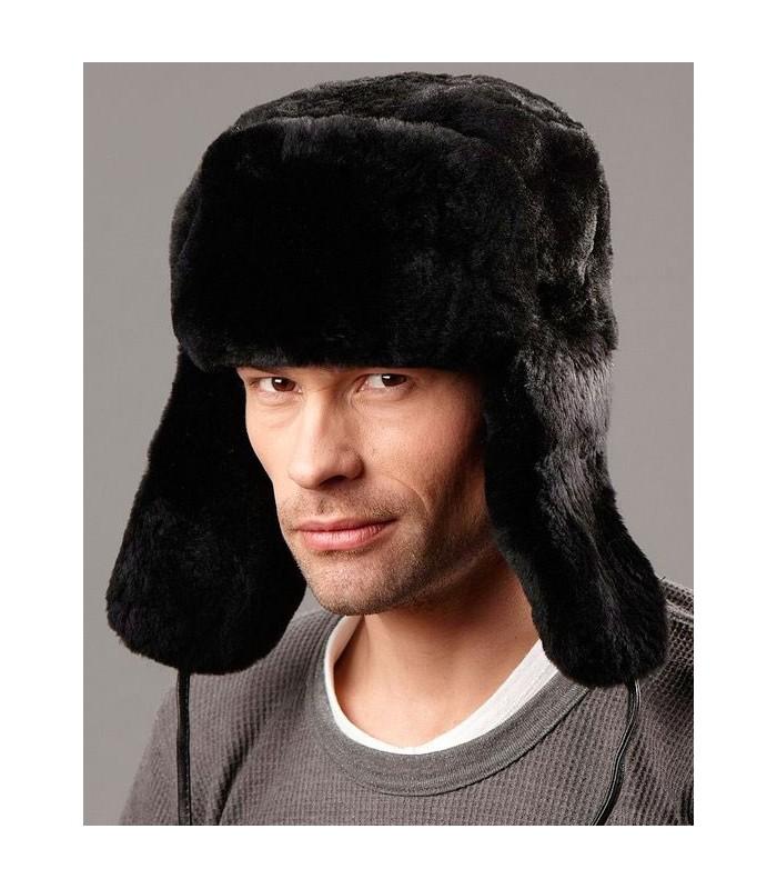 Full Fur Russian Hat - Mouton Sheepskin