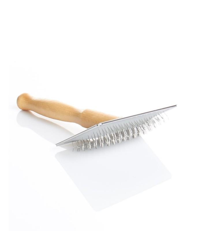 Sheepskin Wire Brush