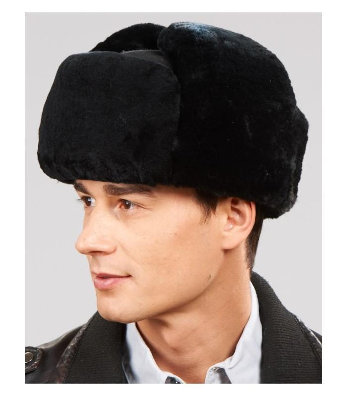Mouton Sheepskin Trooper Hat