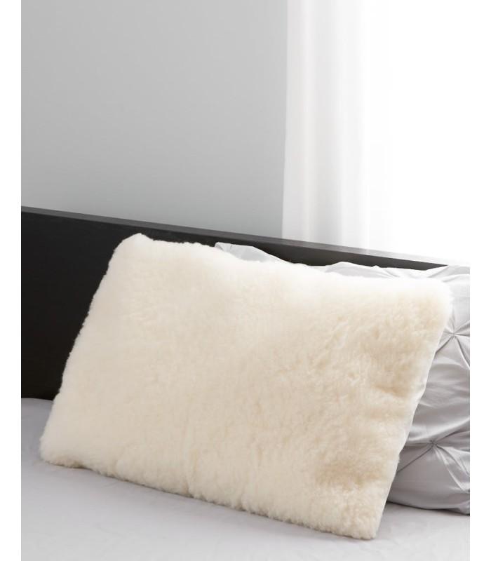 Sheepskin Wool Pillowcase