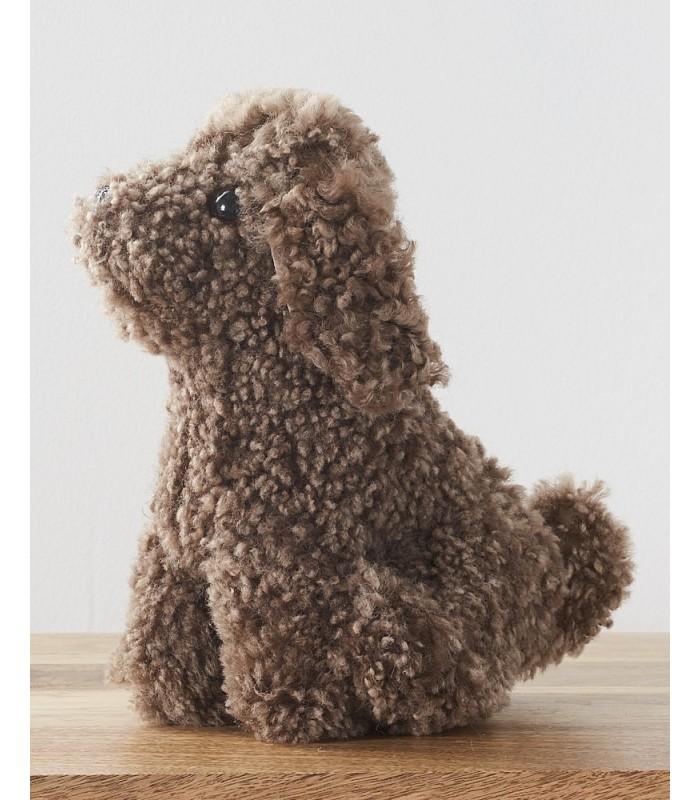 Kids Sheepskin Wool Dog
