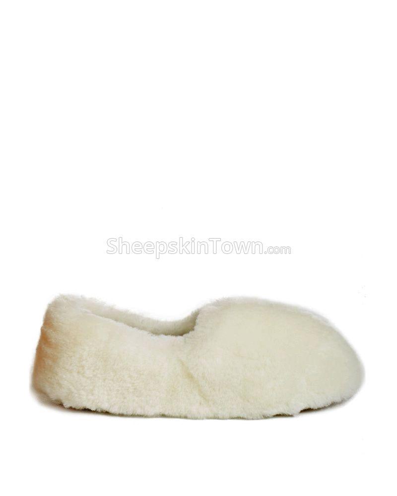 Womens Full Sheepskin Marilyn Slippers
